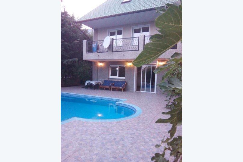 Дом с бассейном, 250 кв.м. на 10 человек, 4 спальни, Таврического, 43, Понизовка - Фотография 23