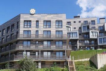 2-комн. квартира, 46 кв.м. на 4 человека, Альпийское шоссе, 24к3, Эстосадок, Красная Поляна - Фотография 1