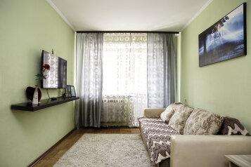 2-комн. квартира, 48 кв.м. на 5 человек, Красная улица, 18, Кемерово - Фотография 1