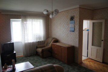 3-комн. квартира, 55.1 кв.м. на 8 человек, улица Пушкина, Геленджик - Фотография 1