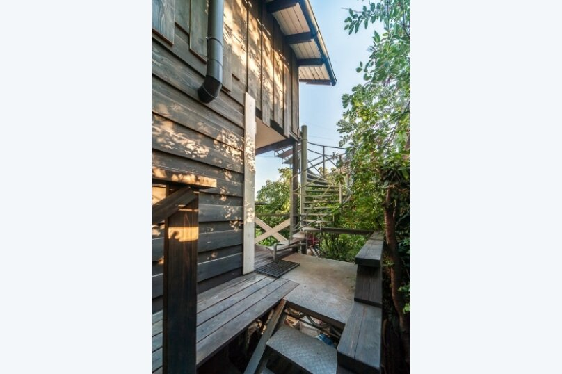 Домик, 40 кв.м. на 2 человека, улица Соловьева, 7, Гурзуф - Фотография 3