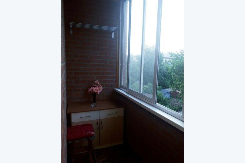 1-комн. квартира, 48 кв.м. на 4 человека, улица Блюхера, 61/1, Новосибирск - Фотография 6
