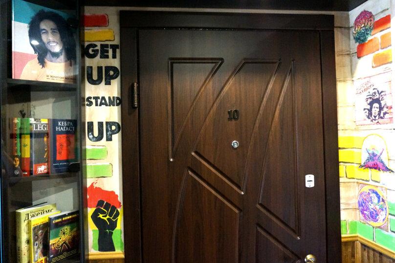 """""""Рок-Арт-Отель Hotel California"""", ул. Донецкая, 335 на 15 комнат - Фотография 252"""