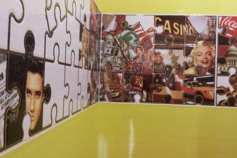 """Студия-музей, люкс, 4х местная,  """"Pin Up/Rockabilly""""., ул. Донецкая, 335, посёлок Любимовка, Севастополь - Фотография 3"""