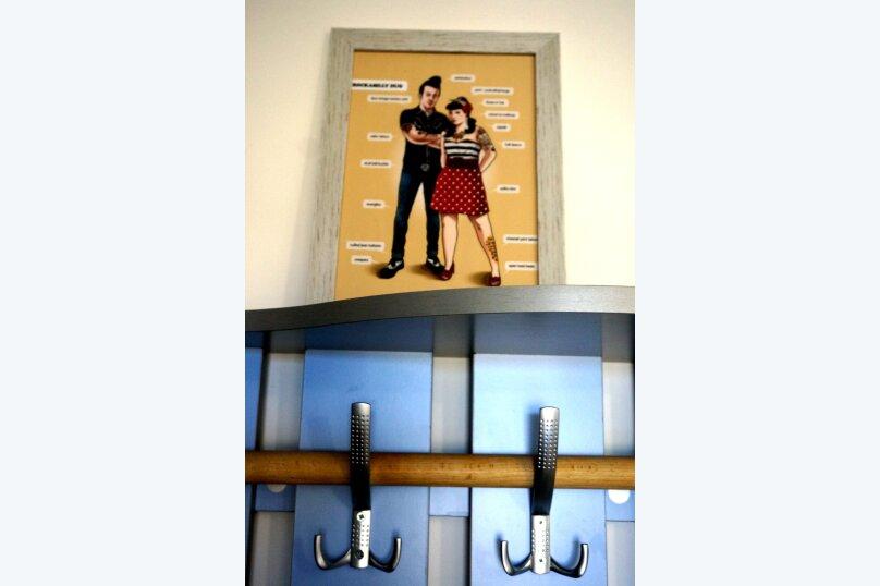 """Студия-музей, люкс, 4х местная,  """"Pin Up/Rockabilly""""., ул. Донецкая, 335, посёлок Любимовка, Севастополь - Фотография 5"""