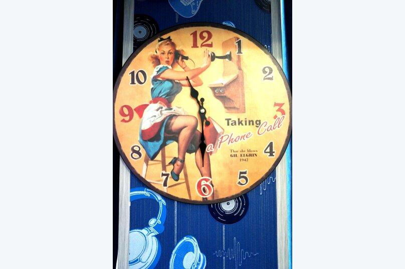"""Студия-музей, люкс, 4х местная,  """"Pin Up/Rockabilly""""., ул. Донецкая, 335, посёлок Любимовка, Севастополь - Фотография 6"""