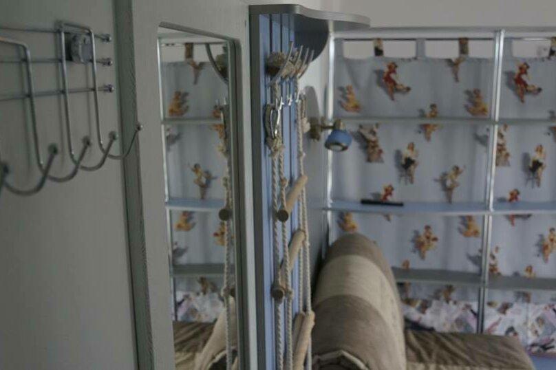 """Студия-музей, люкс, 4х местная,  """"Pin Up/Rockabilly""""., ул. Донецкая, 335, посёлок Любимовка, Севастополь - Фотография 37"""