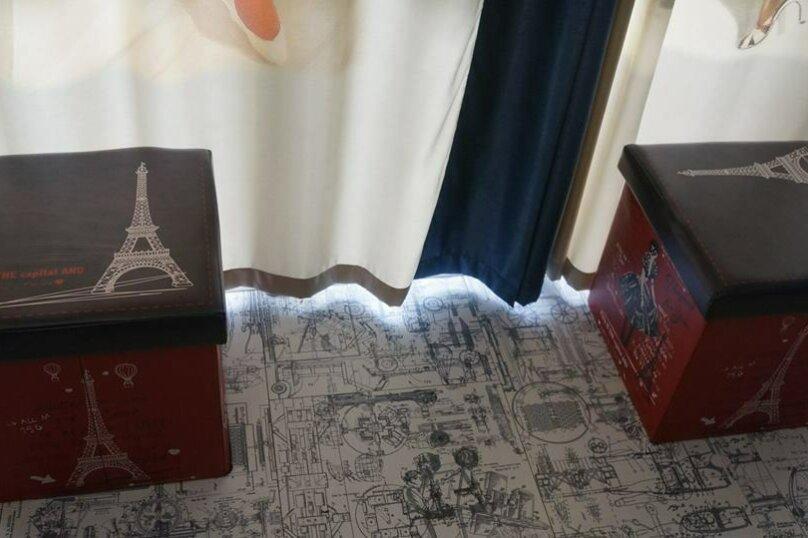 """Студия-музей, люкс, 4х местная,  """"Pin Up/Rockabilly""""., ул. Донецкая, 335, посёлок Любимовка, Севастополь - Фотография 42"""