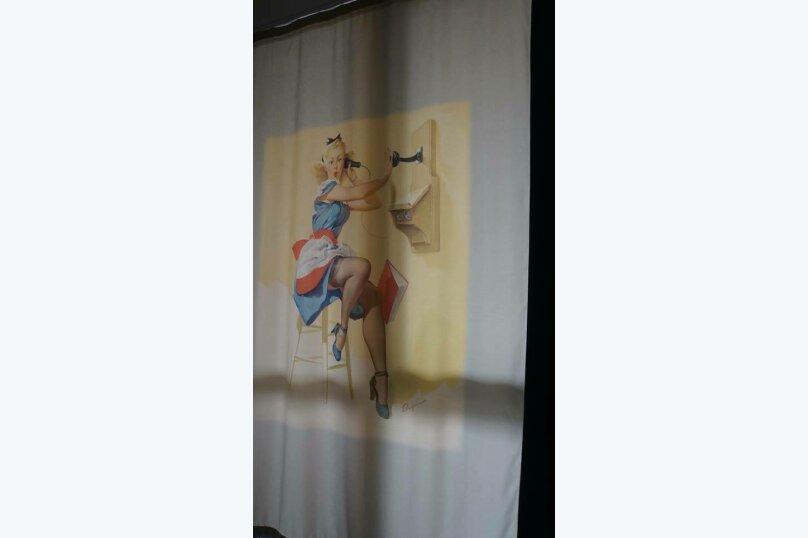 """Студия-музей, люкс, 4х местная,  """"Pin Up/Rockabilly""""., ул. Донецкая, 335, посёлок Любимовка, Севастополь - Фотография 46"""