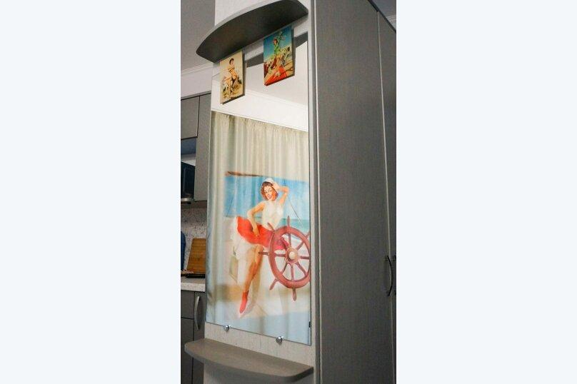 """Студия-музей, люкс, 4х местная,  """"Pin Up/Rockabilly""""., ул. Донецкая, 335, посёлок Любимовка, Севастополь - Фотография 51"""