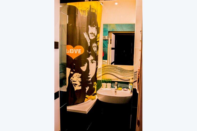 """""""Рок-Арт-Отель Hotel California"""", ул. Донецкая, 335 на 15 комнат - Фотография 19"""