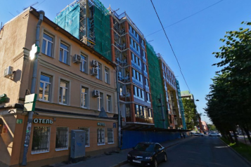 Гостиница, 17-я линия Васильевского острова, 46 на 12 номеров - Фотография 2