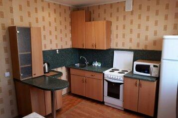 1-комн. квартира, 46 кв.м. на 4 человека, Новогодняя улица, Новосибирск - Фотография 4