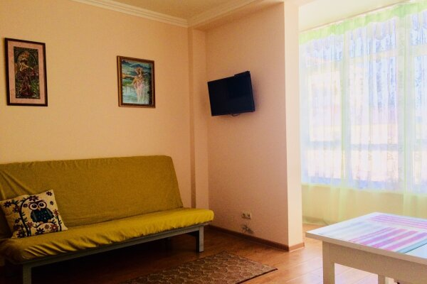 1-комн. квартира, 30 кв.м. на 4 человека, улица Кирова, 1, Анапа - Фотография 1