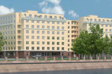 1-комн. квартира, 28 кв.м. на 4 человека, улица Савушкина, Санкт-Петербург - Фотография 3