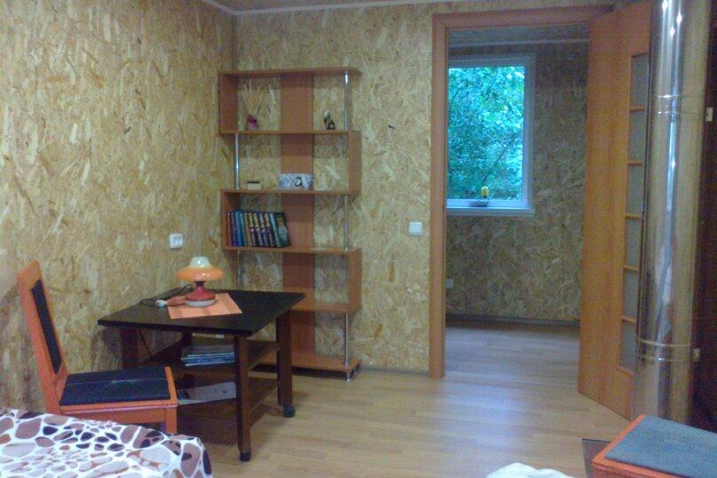 Домик на берегу Онежского озера, 46 кв.м. на 5 человек, 2 спальни, Окунья Тоня, 6, Петрозаводск - Фотография 5