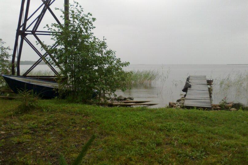 Домик на берегу Онежского озера, 46 кв.м. на 5 человек, 2 спальни, Окунья Тоня, 6, Петрозаводск - Фотография 8