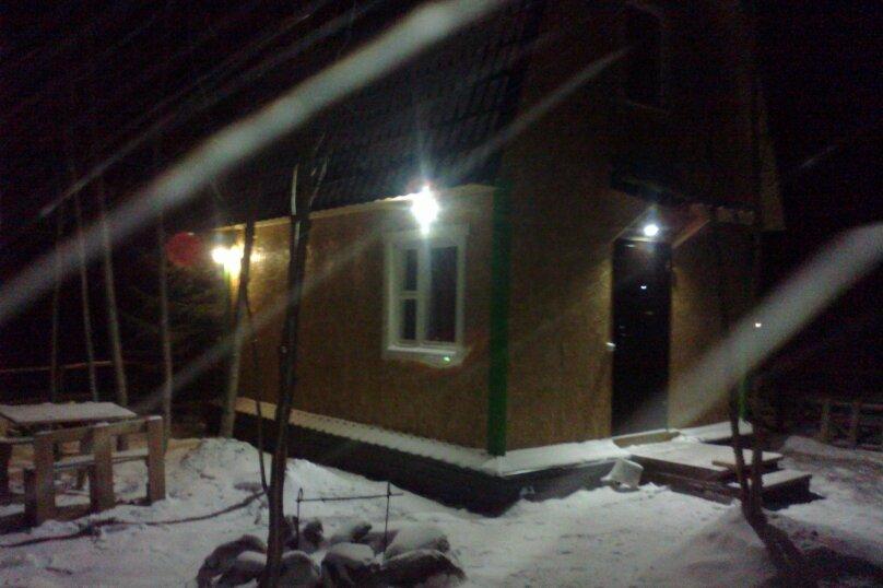 Домик на берегу Онежского озера, 46 кв.м. на 5 человек, 2 спальни, Окунья Тоня, 6, Петрозаводск - Фотография 11