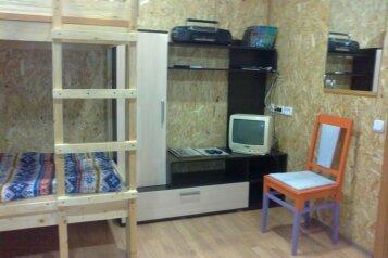 Домик на берегу Онежского озера, 46 кв.м. на 5 человек, 2 спальни, Окунья Тоня, Петрозаводск - Фотография 3