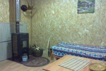 Домик на берегу Онежского озера, 46 кв.м. на 5 человек, 2 спальни, Окунья Тоня, Петрозаводск - Фотография 4