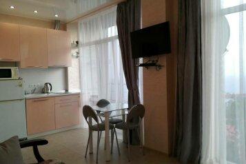 1-комн. квартира, 25 кв.м. на 3 человека, Лесная улица, Гаспра - Фотография 1