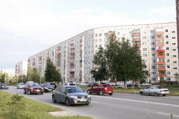 1-комн. квартира, 45 кв.м. на 4 человека, улица Профсоюзов, Сургут - Фотография 2