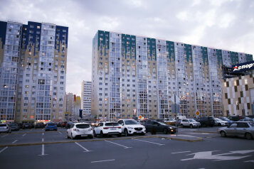 2-комн. квартира, 72 кв.м. на 6 человек, Тюменский тракт, 2, Сургут - Фотография 2