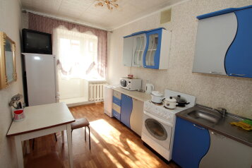 1-комн. квартира, 50 кв.м. на 4 человека, улица Тимофея Кривова, Московский район, Чебоксары - Фотография 3