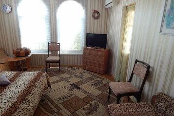 Дом с отоплением, Вид На МОРЕ, 1-ая линия, Wi-Fi, TV, кондиционер в каждом номере, Набережная на 8 номеров - Фотография 4