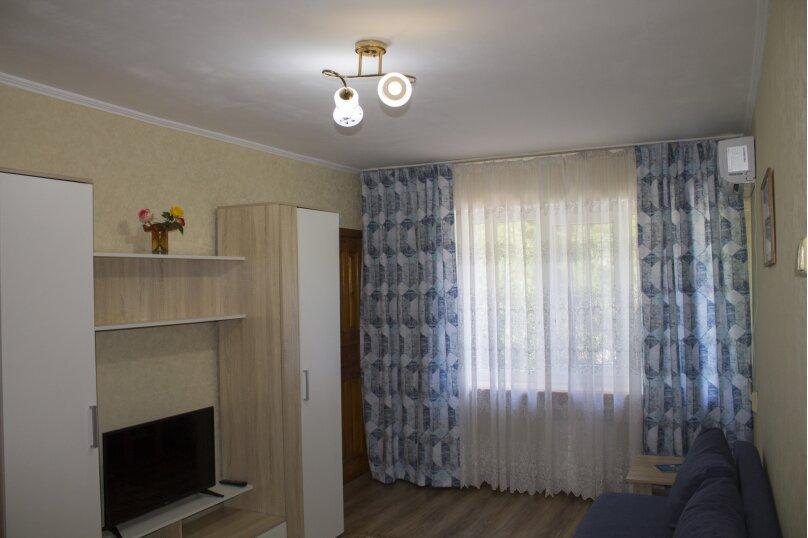 2-комн. квартира, 40 кв.м. на 4 человека, улица Воровского, 5, Сочи - Фотография 1