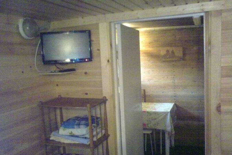 Дом, 25 кв.м. на 3 человека, 1 спальня, СОТ Петровское, Мунозеро, Петрозаводск - Фотография 7