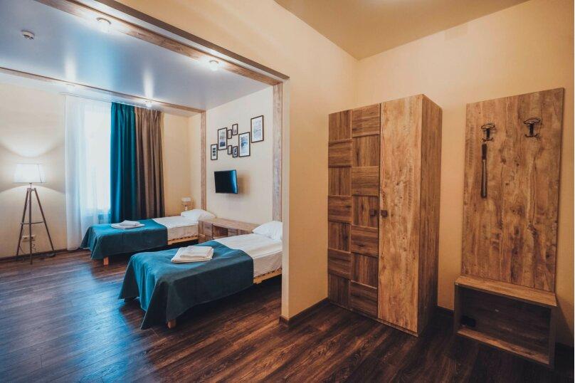 ДеЛюкс с кроватью Kingsize, дополнительной кроватью и диваном, Ленинградское шоссе, 303, Москва - Фотография 5