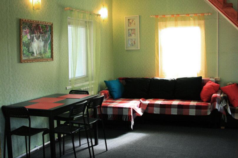 База отдыха Новая Жемчужина, 50 кв.м. на 4 человека, 1 спальня, Озерная, 3, Луга - Фотография 2