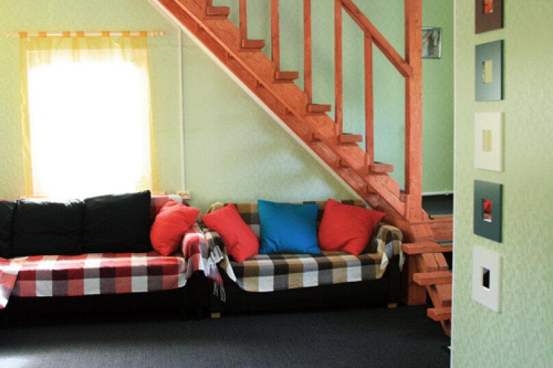 База отдыха Новая Жемчужина, 50 кв.м. на 4 человека, 1 спальня, Озерная, 3, Луга - Фотография 3