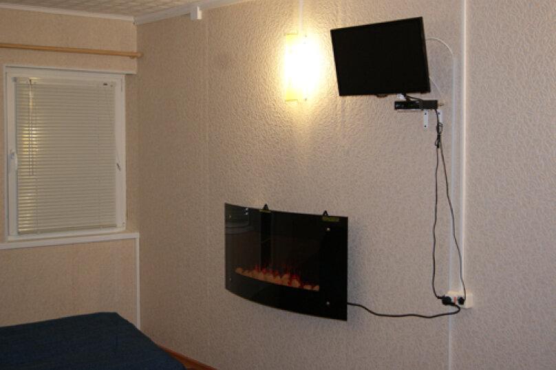 База отдыха Новая Жемчужина, 50 кв.м. на 4 человека, 1 спальня, Озерная, 3, Луга - Фотография 12