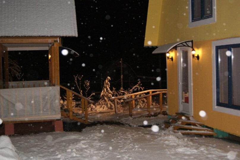 База отдыха Новая Жемчужина, 50 кв.м. на 4 человека, 1 спальня, Озерная, 3, Луга - Фотография 14
