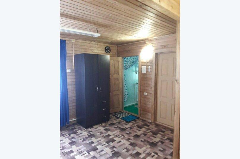 База отдыха Новая Жемчужина, 50 кв.м. на 4 человека, 1 спальня, Озерная, 3, Луга - Фотография 16