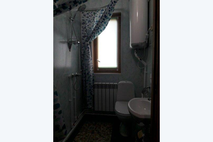База отдыха Новая Жемчужина, 50 кв.м. на 4 человека, 1 спальня, Озерная, 3, Луга - Фотография 17
