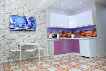 1-комн. квартира, 36 кв.м. на 4 человека, улица Коммунаров, Краснодар - Фотография 2