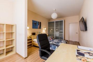 2-комн. квартира, 60 кв.м. на 4 человека, Дивенская улица, Санкт-Петербург - Фотография 4