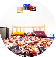 1-комн. квартира, 16 кв.м. на 2 человека, проспект Дзержинского, Новороссийск - Фотография 1