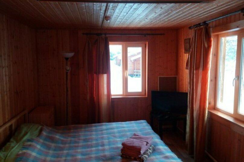 Дом на 4-х человек на 4 человека, 2 спальни, пос. Быково, ул. Центральная, 20, Приозерск - Фотография 2