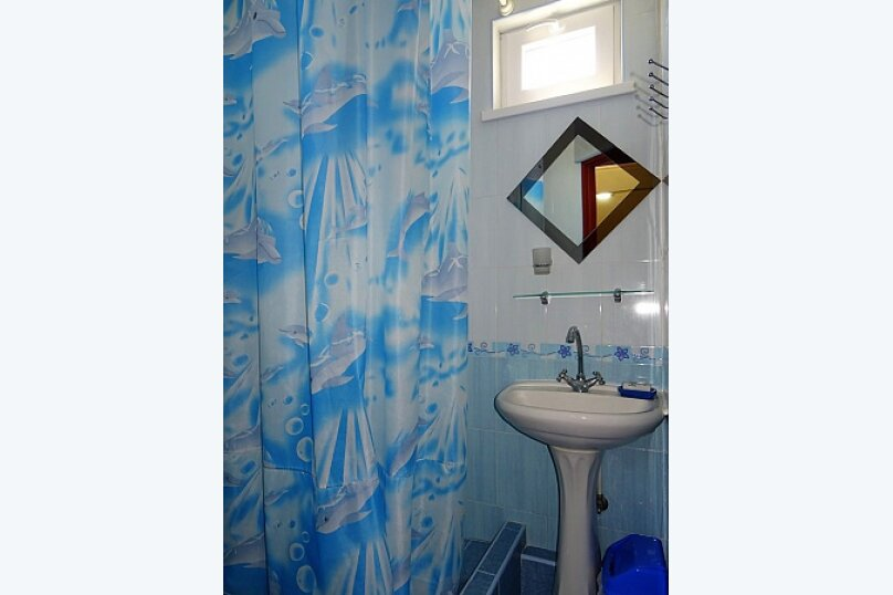 Отдельная комната, Молодежная улица, 6, Евпатория - Фотография 5