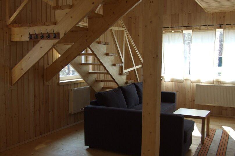 Коттедж, 100 кв.м. на 8 человек, 3 спальни, пос. Ларионово, СНТ  РИФ, Новая Ладога - Фотография 8