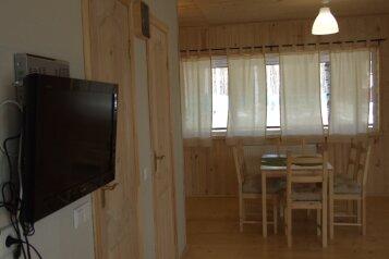 Коттедж, 100 кв.м. на 8 человек, 3 спальни, пос. Ларионово, СНТ  РИФ, Новая Ладога - Фотография 2