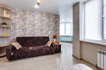 1-комн. квартира, 40 кв.м. на 4 человека, улица Малюгиной, 228, Ростов-на-Дону - Фотография 3