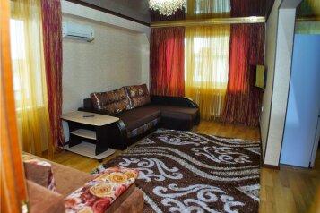 2-комн. квартира, 48 кв.м. на 4 человека, Красноармейская улица, 35, Ленинский район, Астрахань - Фотография 1
