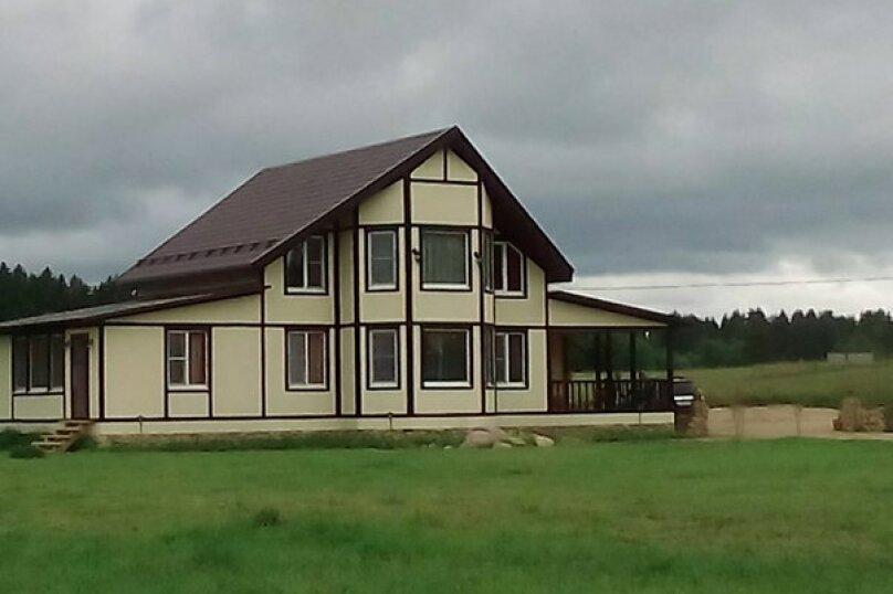 Коттедж, 180 кв.м. на 25 человек, 5 спален, д. Курголово, 1, Волосово - Фотография 1