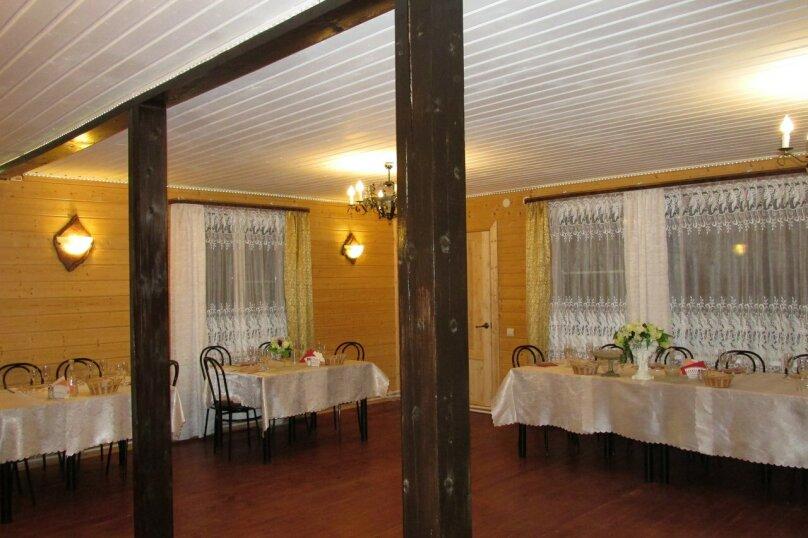 Коттедж, 180 кв.м. на 25 человек, 5 спален, д. Курголово, 1, Волосово - Фотография 17
