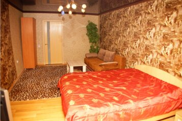 1-комн. квартира, 39 кв.м. на 4 человека, улица Ботвина, Ленинский район, Астрахань - Фотография 1